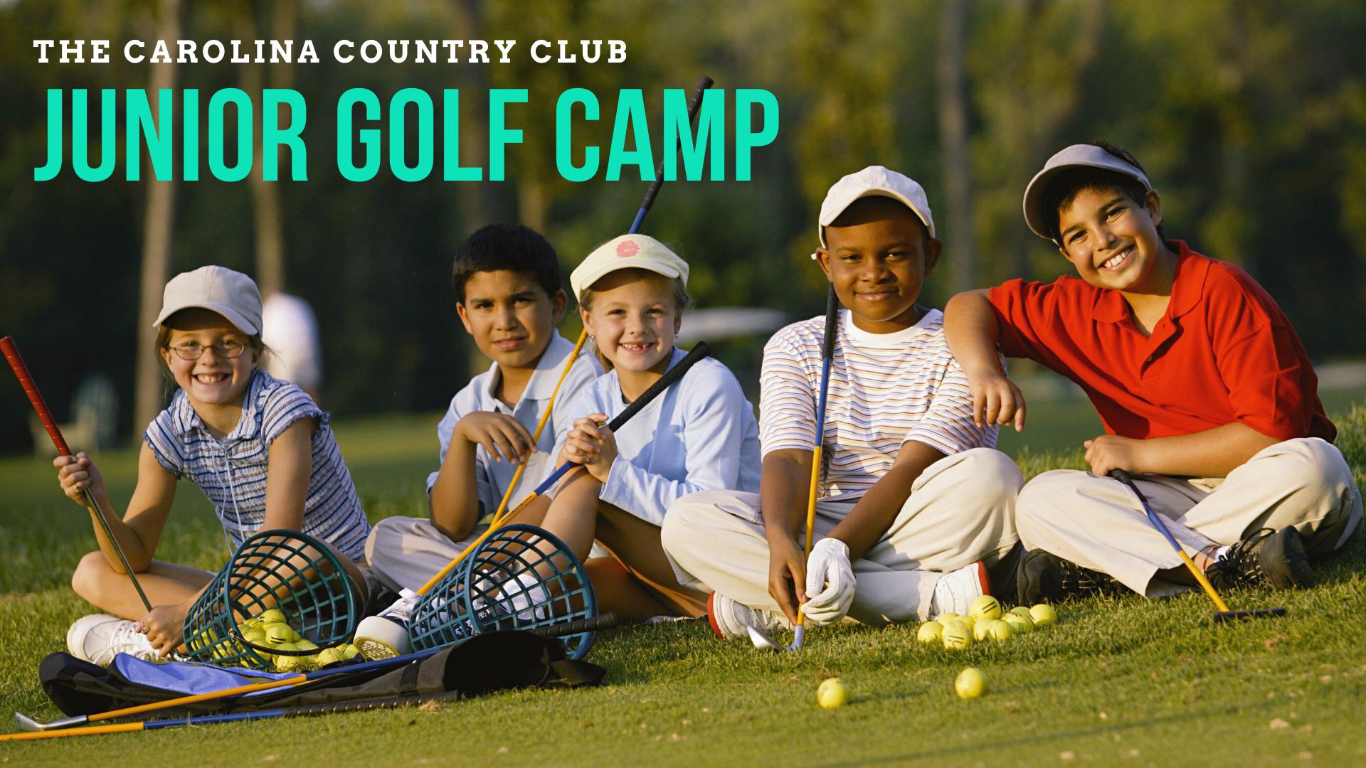 Summer Junior Golf Camp