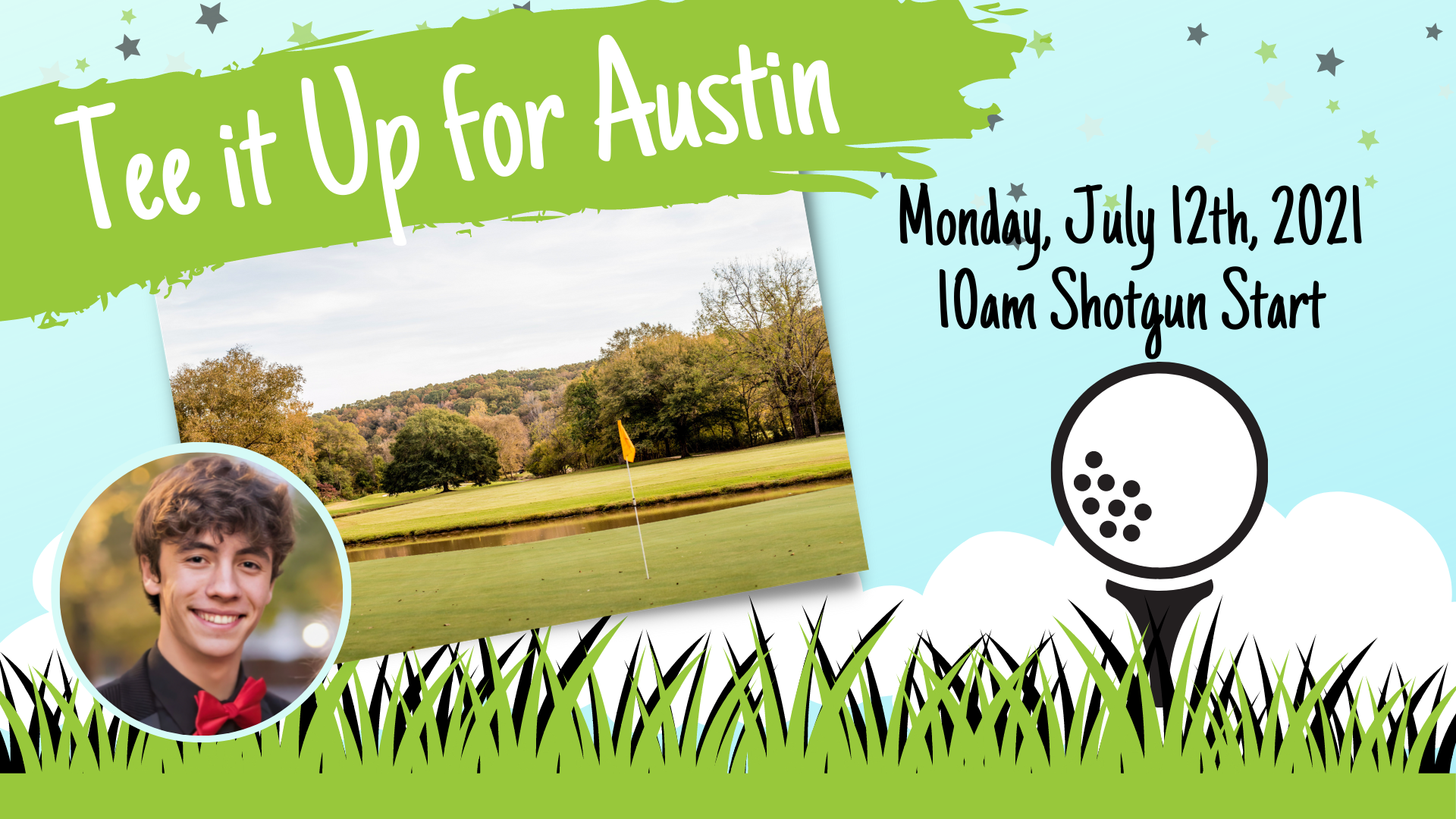 Tee it Up for Austin ⛳️